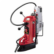 Milwaukee 4208-1 Adjustable Position Electromagnetic Drill Press W/ No. 3 MT Motor