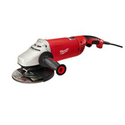 "Milwaukee® 6088-30 15 Amp 7""/9"" Large Angle Grinder W/ Lock-on"