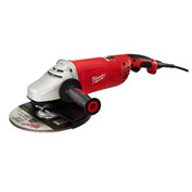 "Milwaukee® 6089-30 15 Amp 7"" and 9"" Roto™ Large Angle Grinder W/ Lock-on"