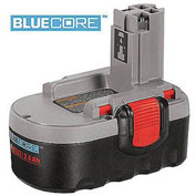 BOSCH® 2607335717, 18V 2.4A-h BLUECORE Battery