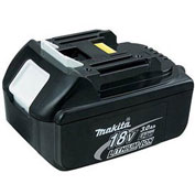 Makita® BL1830-10, 10 Piece Bulk Pack 18v 3.0ah Lithium-Ion Batteries