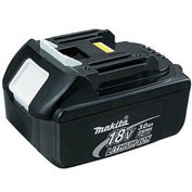 Makita® BL1830B, 18V LXT Lithium-Ion Battery