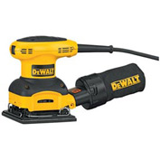 DeWALT® DWE6411 1/4 Sheet Palm Grip Sander