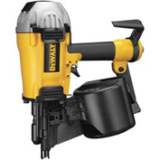 "DeWALT 1-1/2"" to 3-1/2"" Coil Framing Nailer - D51855"
