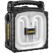 DeWALT® DC020 Cordless/Corded Worklight