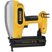 "DeWALT® DC608B 18 Gauge, 2"" Cordless Nailer (Tool Only)"