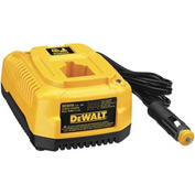 DeWALT® DC9319 7.2V-18V NiCd/NiMH/Li-Ion 1 Hour Vehicle Charger