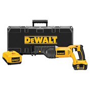 DeWALT® DCS385L 18V XRP Li-Ion Reciprocating Saw Kit