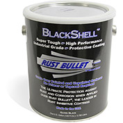 Rust Bullet BlackShell Rust Inhibitive Coating Gallon Can 4/Case - BSG-C4