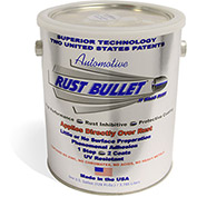 Rust Bullet Automotive Formula Rust Inhibitive Coating Gallon Can 4/Case - RBA54-C4