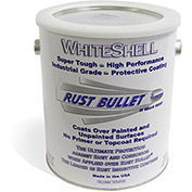Rust Bullet WhiteShell Rust Inhibitive Coating 5 Gallon Pail - WS5G