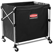 Rubbermaid® 1881750 8 Bushel Capacity X-Cart Collapsible Bulk Truck