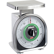 Rubbermaid FGYG180R Pelouze Mechanical Portion Control Scale Rotating Dial 5lb x 0.5 oz