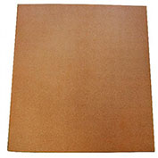 "Rubber-Cal ""Eco-Sport"" Interlocking Rubber Tiles, 3/4""THK x 20""W x 20""L, Terra Cotta - Pkg Qty 18"