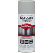 Rust-Oleum 1600 System Galvanizing Compound Aerosol, Cold Galvanizing, 14 oz. - 1685830 - Pkg Qty 6