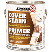 Zinsser® High Hide Cover-Stain® Primer, Gallon Can - 3551 - Pkg Qty 4