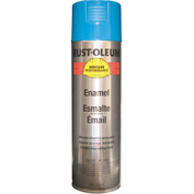 Rust-Oleum High Performance V2100 Rust Preventive Enamel Aerosol, Safety Blue, 15 oz. - V2124838 - Pkg Qty 6