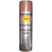 Rust-Oleum High Performance V2100 Rust Preventive Enamel Aerosol, Red Primer, 15 oz. - V2169838 - Pkg Qty 6