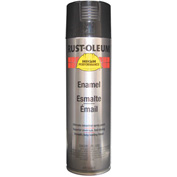 Rust-Oleum High Performance V2100 Rust Preventive Enamel Aerosol, Black, 15 oz. - V2179838 - Pkg Qty 6
