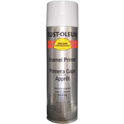 Rust-Oleum High Performance V2100 Rust Preventive Enamel Aerosol, Gray Primer, 15 oz. - V2182838 - Pkg Qty 6