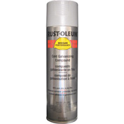 Rust-Oleum High Performance V2100 System Galvanizing Compound Aerosol, Cold 20 oz. Can - V2185838 - Pkg Qty 6