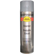 Rust-Oleum High Performance V2100 Rust Prevent Enamel Aerosol, Dark Machine GY, 15 oz. - V2187838 - Pkg Qty 6