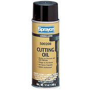Sprayon LU208 Cutting Oil, 12 oz. Aerosol Can - SC0208000 - Pkg Qty 12