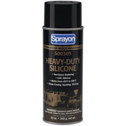 Sprayon MR305 Heavy Duty Silicone Release Agent, 12 oz. Aerosol Can - s00305000 - Pkg Qty 12