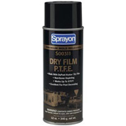 Sprayon MR311 Dry Film Release Agent, 12 oz. Aerosol Can - s00311000 - Pkg Qty 12