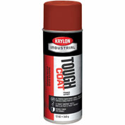 Krylon Industrial Tough Coat Red Oxide Rust Control Primer - S00339 - Pkg Qty 12