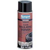 Krylon S00600000 El600 Clear Insulating Varnish - 15.25 Oz. - Pkg Qty 12