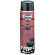 Krylon S00601000 El601 Red Insulating Varnish - 15.25 Oz. - Pkg Qty 12