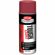 Krylon Industrial Tough Coat Acrylic Enamel Intl Harvester Red - A01003007 - Pkg Qty 12