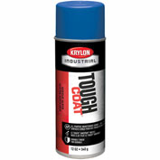 Krylon Industrial Tough Coat Acrylic Enamel Ford Blue - A01008007 - Pkg Qty 12