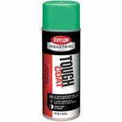 Krylon Industrial Tough Coat Acrylic Enamel Osha Green - A01470007 - Pkg Qty 12