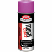 Krylon Industrial Tough Coat Acrylic Enamel Osha Purple - A01580007 - Pkg Qty 12