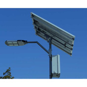 Sun-In-One™ 5611224SP Solar Street Lighting Kit