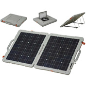 Sun-In-One™ F100WSP Solar Panel Charger, Foldable, 100 Watt