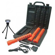 Sun-In-One™ SIO3BFKO LED Flare Kit, Orange, Crushproof Polycarbonate Plastic & Rubber