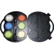 Sun-In-One™ SIO6FKM LED Flare Kit, Multicolor, Rechargeable