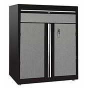 "Sandusky Modular Storage System Base Cabinet GADF301836 - With Drawer - 30""W x 18""D x 36""H Granite"