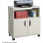 Safco® 1850GR Mobile Machine Stand - Gray