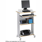 Muv™ Stand-up Workstation - Gray