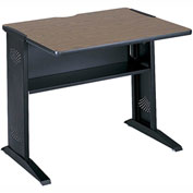 "Safco® 1930 36""W Reversible Top Computer Desk"