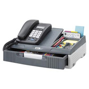 Telephone Organizer Stand (Qty. 6) - Charcoal