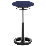 Safco® Twixt™ Active Seating Stool - Extended-Height - Blue