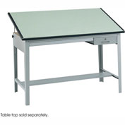 Precision Drafting Table Base Only