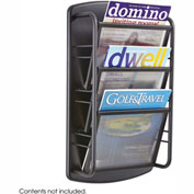 Safco® Impromptu® Magazine Rack 3 Pocket