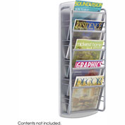 Safco® Impromptu® Magazine Rack 5 Pocket