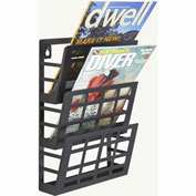 Safco® Grid Magazine Rack 3 Pocket